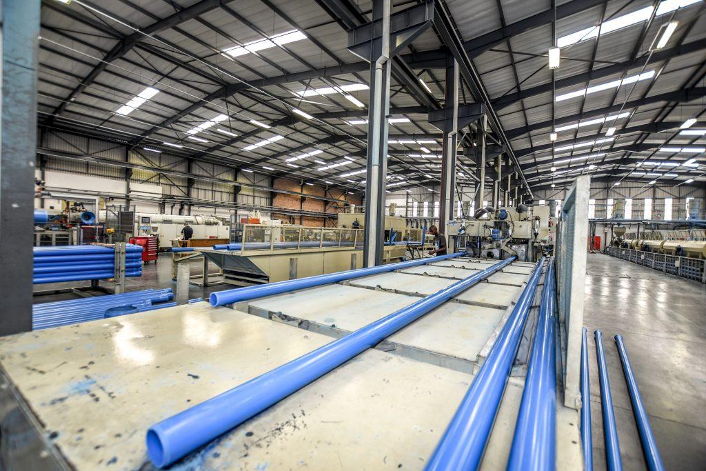Sizabantu Piping Systems Gauteng - TOM500 PVCO